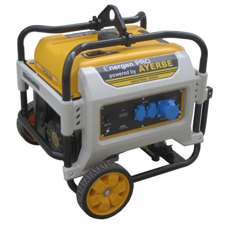 GROUPE ELECTROGENE ENERGEN 6.5KWA REGULE 25L pour EPIROLL