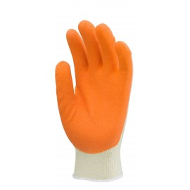 Gants de manutention lourde enduit lot de 12 paires