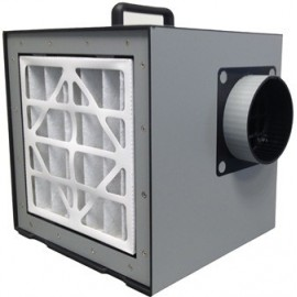 Extracteur d'air a filtration THE EPI AIR CUBE 650m3/h