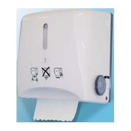 Distributeur essuie mains en rouleaux SLIMROLL