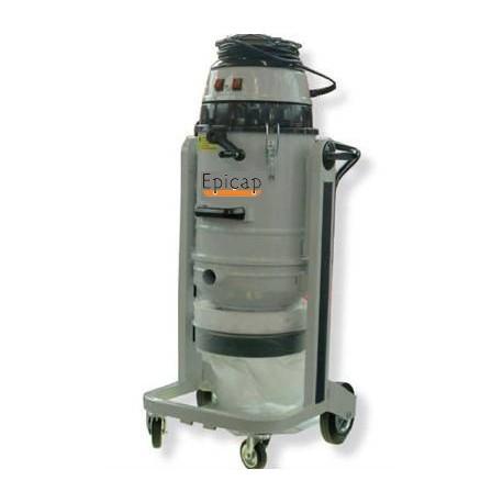aspirateurs industriel filtre the mistral ds 202 avec longopac h. Black Bedroom Furniture Sets. Home Design Ideas