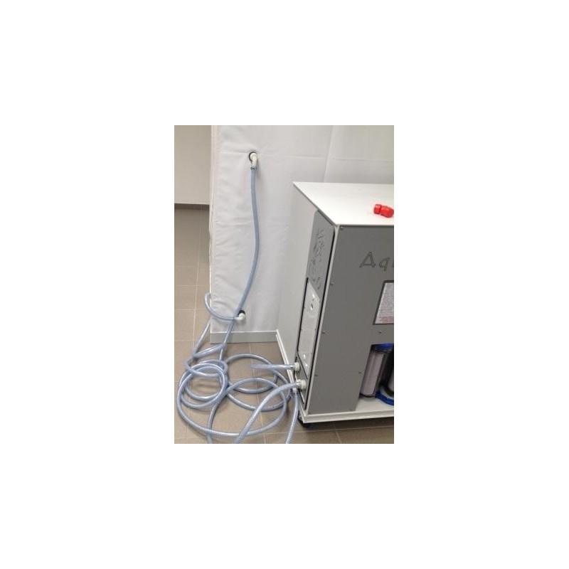 kit de douche avec bac de douche plancher sur lev coude d aspiration accessoires de douche. Black Bedroom Furniture Sets. Home Design Ideas
