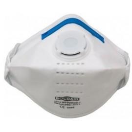 Demi-masque FFP3 pliable AUUMP300VSL (boite de 20)