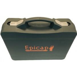Valise plastique EPICAP pour le transport et le stockage des masques