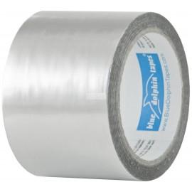 Ruban toile polyéthylène gris 75mm x 50m ML400 - TOILE OT-200