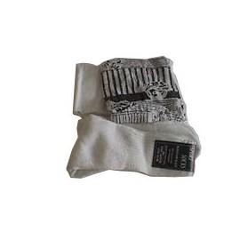 Lot de sous-vêtements coton avec serviette par 5