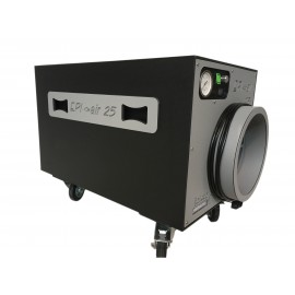 Extracteur d'air a filtration THE EPI AIR 25